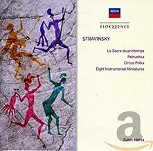 Stravinsky: Petrushka/Le Sacre