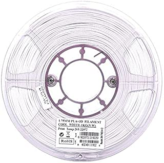eSun Pla 3d printing filament, white