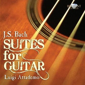 J.S. Bach: Suites for Guitar