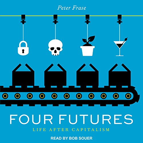 Four Futures audiobook cover art
