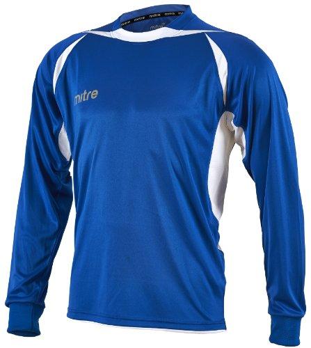 - Camiseta, Color Azul/Blanco, Talla M/38-40 Inch