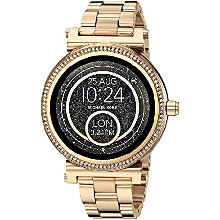 Fashion Shopping Michael Kors Access Gen 3 Sofie Touchscreen Smartwatch Powered with Wear OS by Google