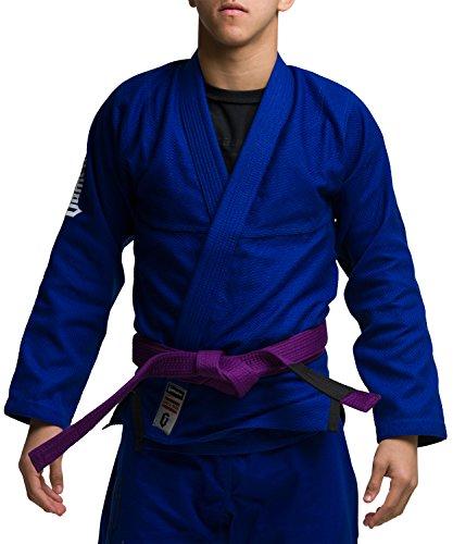 Gameness Aire Gi–BJJ Gi–Ligero Jiu Jitsu Gi, Azul