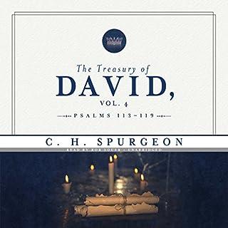 The Treasury of David, Volume 4 cover art