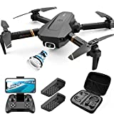 4DRC V4 Foldable Drone with 1080p FPV HD Camera for Adults and Kids, RC Quadcopter with Altitude...