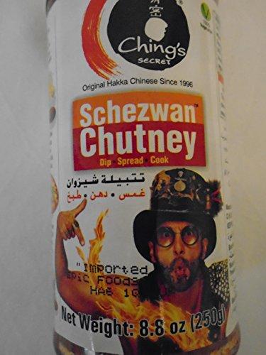 Chings Schezwan Chutney, 6 x 250 g