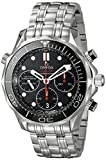 Omega Seamaster Diver 300 M Co-Axial Chronograph 41.5 mm Mens Watch...