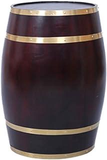 catch-L Bois tonneau vin Bois Massif Tonneau De Vin Carbonisation À Haute Température Cave À Vin Tonneau De Vin Blanc Bar ...