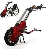 Kit de conversión de handbike eléctrico para Silla de Ruedas eléctrica con batería de...
