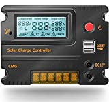 Best Solar Controllers - Fuhuihe 20A 12V 24V Solar Charge Controller Auto Review