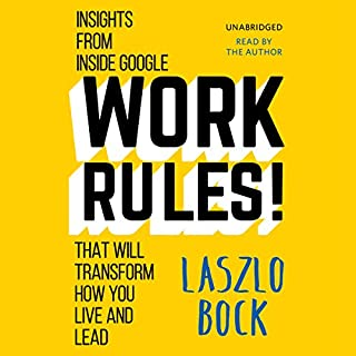 Work Rules! cover art
