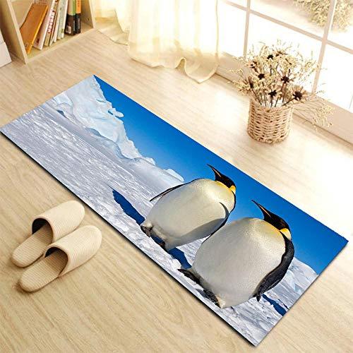 Fußmatte Motiv Pinguin