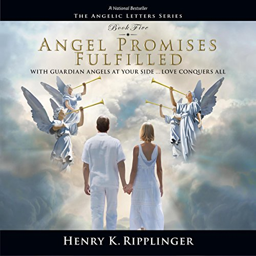 Angel Promises Fulfilled audiobook cover art