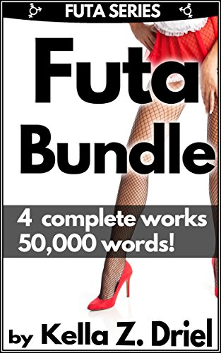 Futa Bundle: Four Complete Works: More Than 50,000 Words! (English Edition)