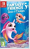 Découvrez un tout nouveau monde sous-marin rempli de surprises dans Fantasy Friends : Sous L'Océan. Guidé dans l'aventure par une sympathique sirène, occupez-vous de 12 adorables amis aquatiques ! D'un adorable poisson-chien à une amusante grenouille...