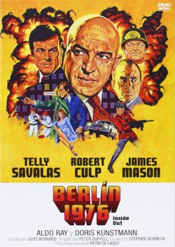 Berlín 1976 (Import) (Dvd) (2014) Telly Savalas; Robert Culp; James Mason; Aldo