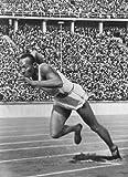 Jesse Owens 1936 Olympische Spiele Berlin Poster Kunstfoto