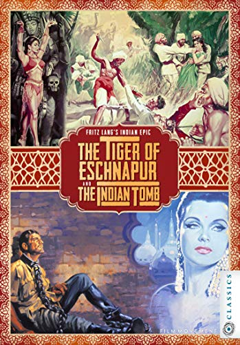 Fritz Lang's Indian Epic [Blu-ray]