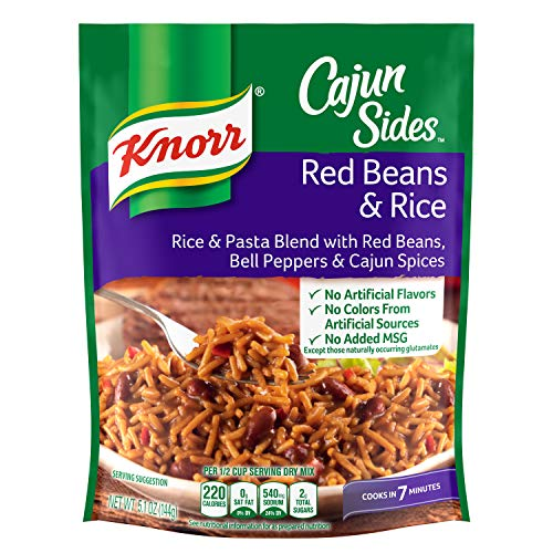 8-Pack 5.1oz Knorr Rice Sides (Red Beans & Rice)  $7.68 at Amazon