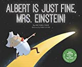 Albert Is Just Fine, Mrs. Einstein (Science Biographies) (English Edition)