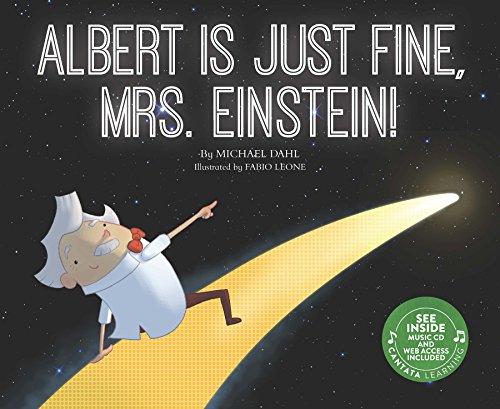 Albert Is Just Fine, Mrs. Einstein (Science Biographies) (English Edition)