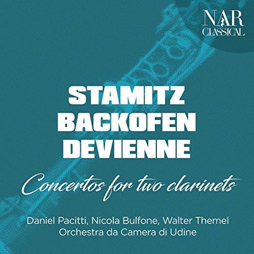 Concertino per due Clarinetti e Orchestra in B-Flat Major, Op. 25: I. Allegro