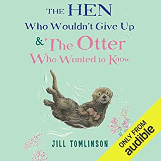 The Hen Who Wouldn't Give Up audiobook cover art