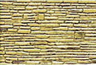 JTT Scenery Products Plastic Pattern Sheets: Random Coarse Stone