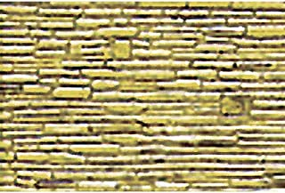 JTT Scenery Products Plastic Pattern Sheets: Random Coarse Stone