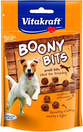 Vita Forza cani, snack, snack, salate, ideale Training boony Bits (6 x 55g)