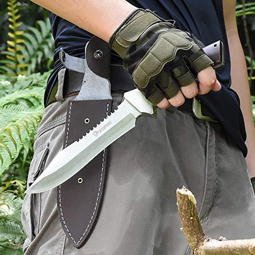 best bushcraft survival knife