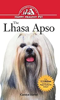 The Lhasa Apso (Happy Healthy Pet) by Herbel, Carolyn (1998) Hardcover