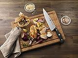 Zwilling Messerblock Gourmet 6 teilig, Edelstahl, Silber/Schwarz, 38 x 28 x 28 cm, 6-Einheiten - 3