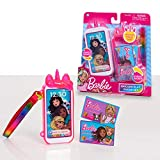 Disney Barbie Unicorn Play Phone 5-Piece Set, Toys for 3 Year Old Girls by Just Play