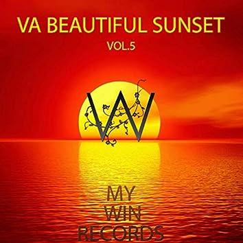 Beautiful Sunset, Vol .5