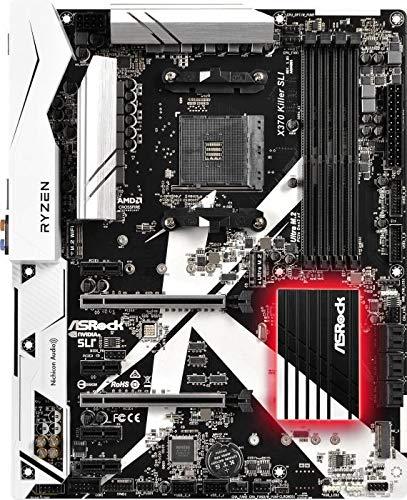 ASRock X370 Killer SLI AMD X370 Mainboard ATX Sockel AM4#156865