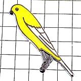 限定 レア ピンバッジ 黄色い小鳥 ピンズ フランス 290358