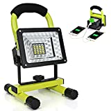 LED Work Light with Magnetic Stand 15W 24 LED...