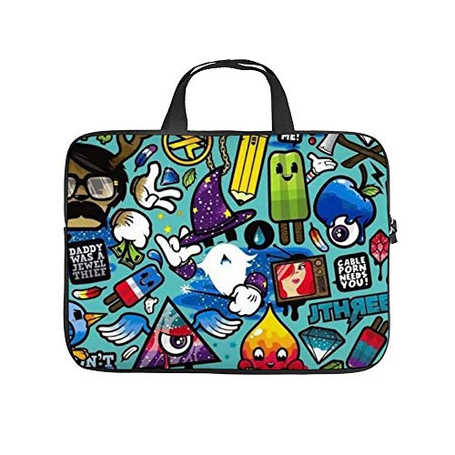"""Best If Consumed Before Viewing 10InchLaptopSleeveCaseProtectiveCoverCarryingBagfor9.7""""10.5""""IpadProAir/10""""MicrosoftSurfaceGo/10.5""""SamsungGalaxyTab"""