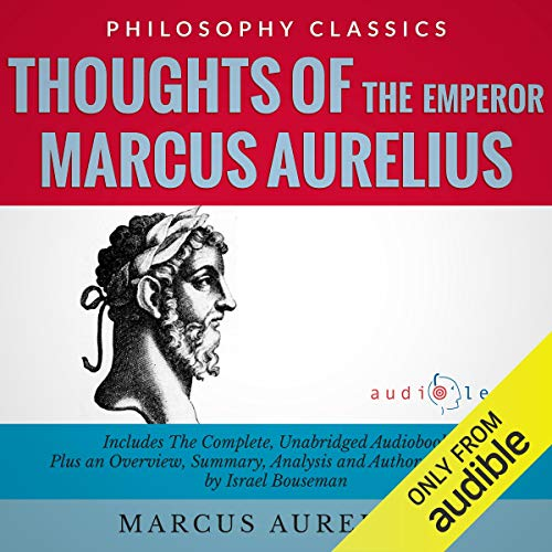 Thoughts of the Emperor Marcus Aurelius Antoninus cover art