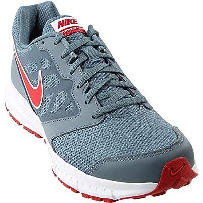 Nike Men's Downshifter 6 Blue/Graphite/Unvrsty Rd/White Running Shoe 10 Men US