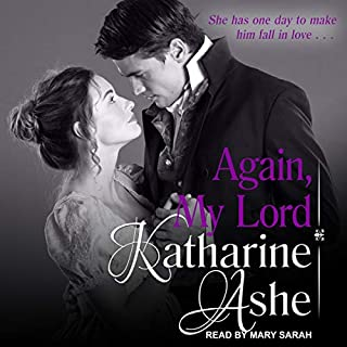 Again, My Lord audiobook cover art