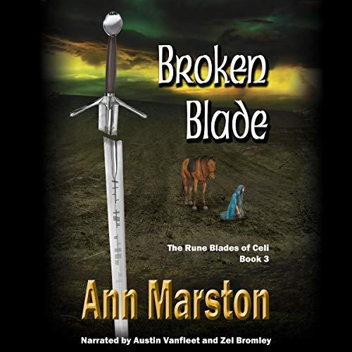 Page de couverture de Broken Blade