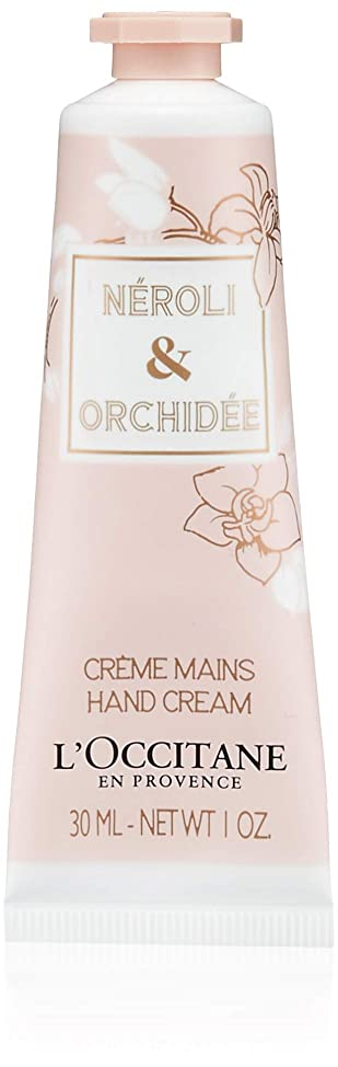後方移植マザーランドロクシタン(L'OCCITANE) オーキデ プレミアムハンドクリーム 30ml