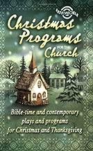 Christmas Programs for the Church