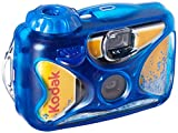 Kodak Water Sport 27 Exp - Cámara acuática desechable...