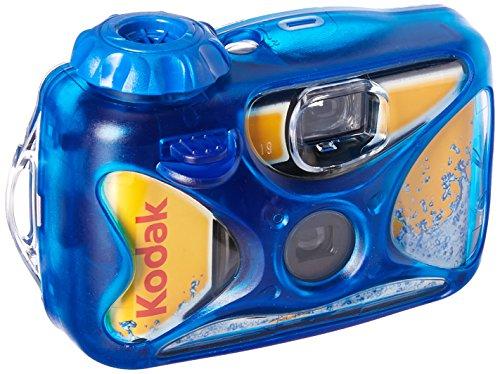 Kodak Onderwatercamera, wegwerpcamera, tot 15 meter waterdicht