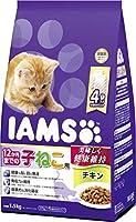 アイムス 12か月までの子ねこ用 チキン 1.5kg×6個【まとめ買い】