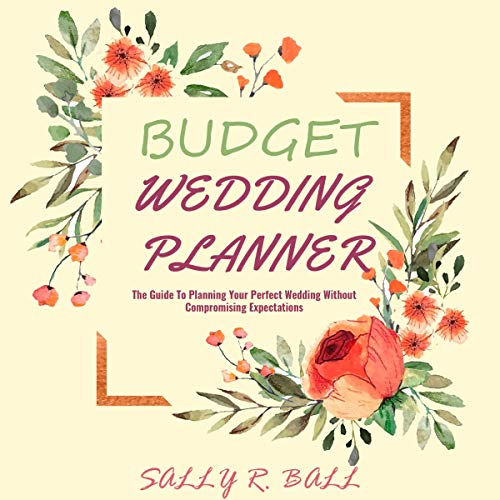 Budget Wedding Planner audiobook cover art