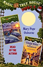 Magic Tree House: Books 9 and 10: Dolphins at Daybreak, Ghost Town at Sundown